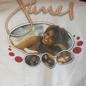 Vintage Jenet Jackson Sz XL